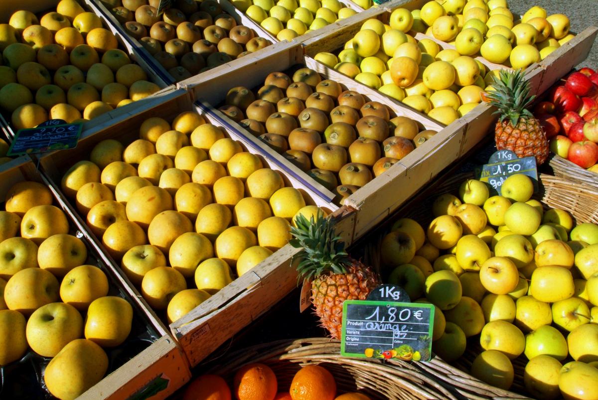 Weekly Market Beaulieu