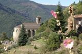 St Mélany. l'église