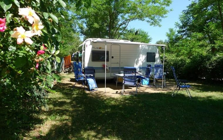Camping le Mas dcu Serre – Gravières