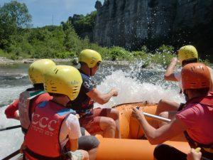 rafting chassezac cévennes d'ardèche