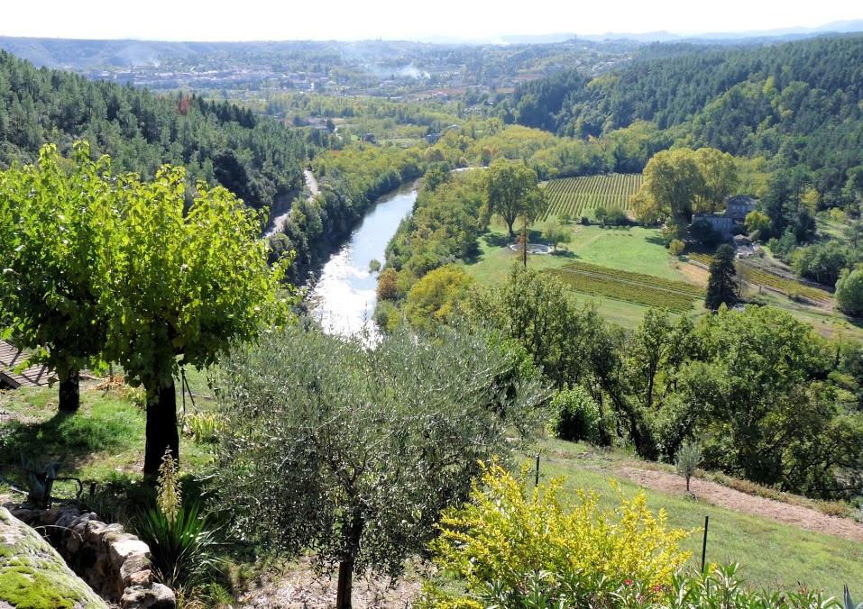 La Beaume Rivière Joyeuse Ardèche