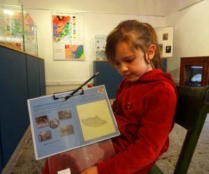 Atelier enfant le musee à la loupe