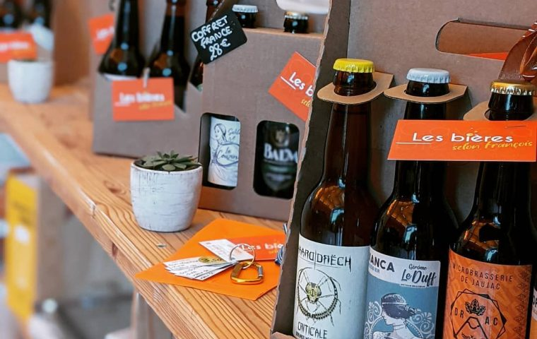 Les bières selon François