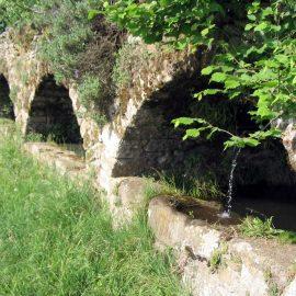 Randonnée vtt les fontaines planzolles