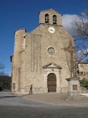 Eglise de Planzolles