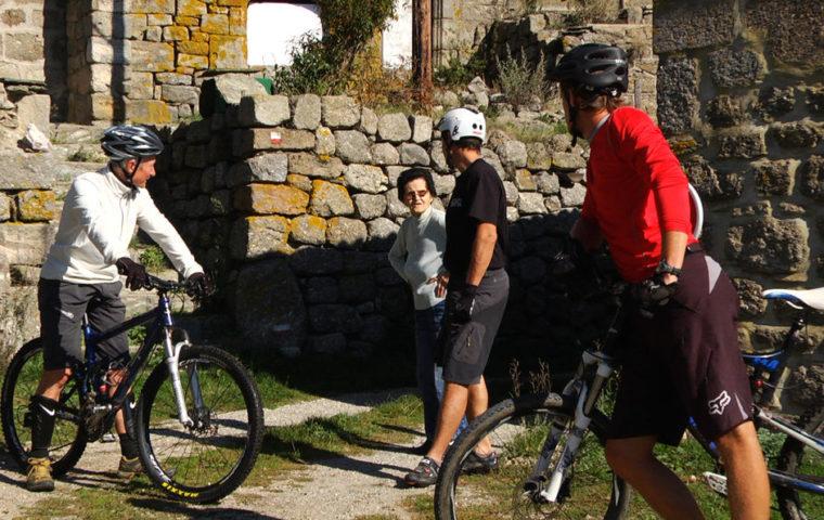 Ardèche vélo randonnées