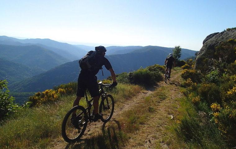 Edmond Gayral Ardèche vélo
