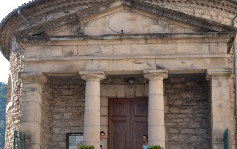 Temple des Vans
