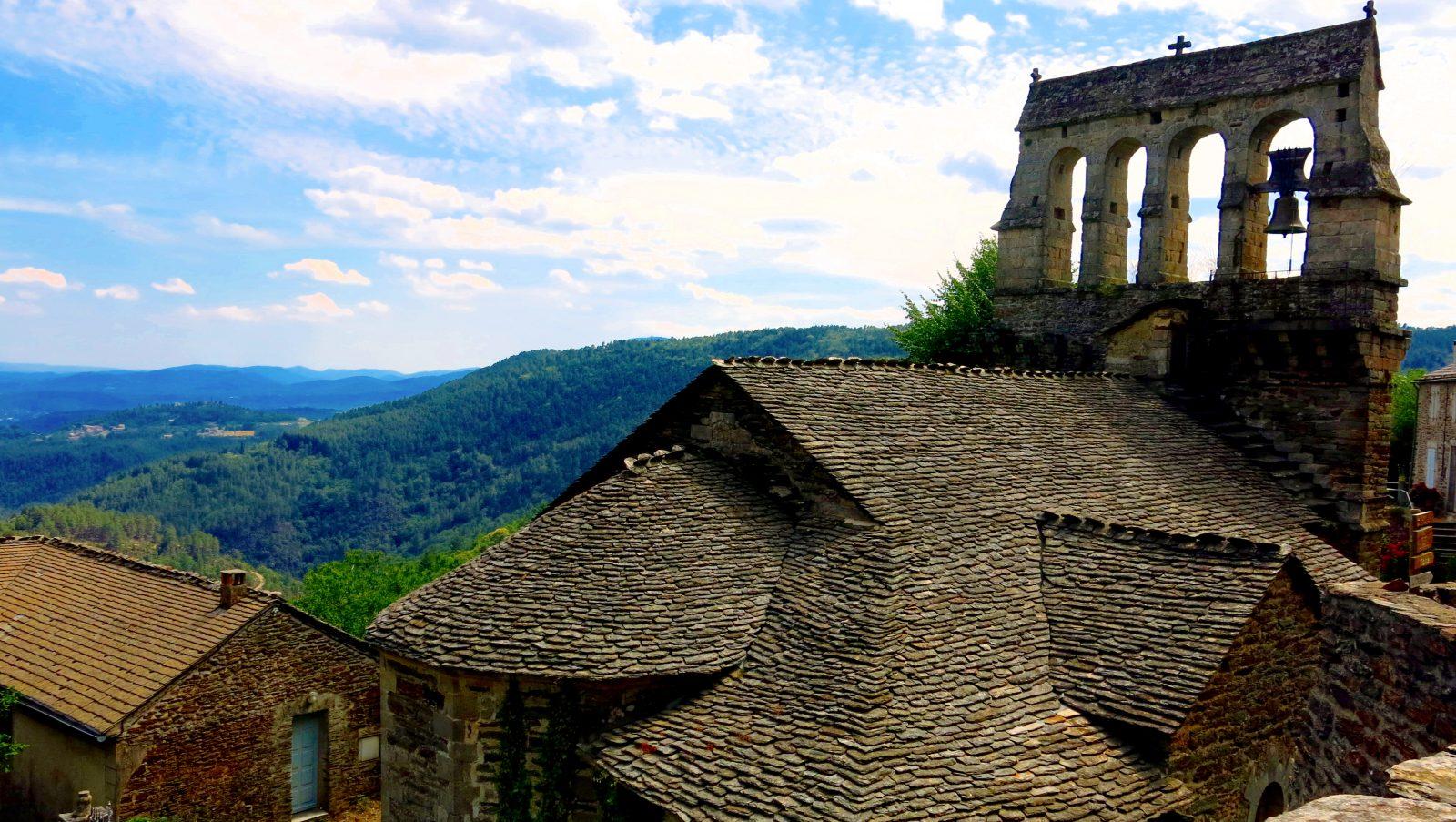 Eglise Saint Jean de Pourcharesse