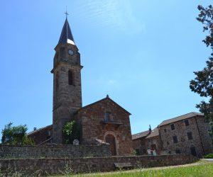 Eglise Saint Pierre le Déchausselat