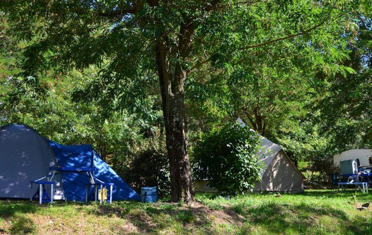 camping gorges du chassezac cevennes ardeche