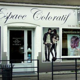 salon coiffure espace coloratif les vans ardeche