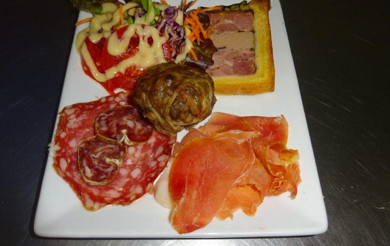 restaurant chez yette au bon port