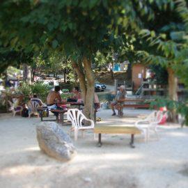 camping les blaches Casteljau