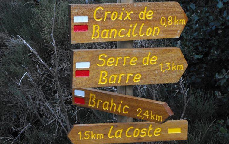 decouvrir en marchant randonnée Cevennes d'Ardèche