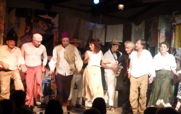 troupe de théâtre ART Les Vans