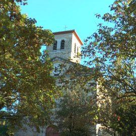 église de Balbiac Rosieres