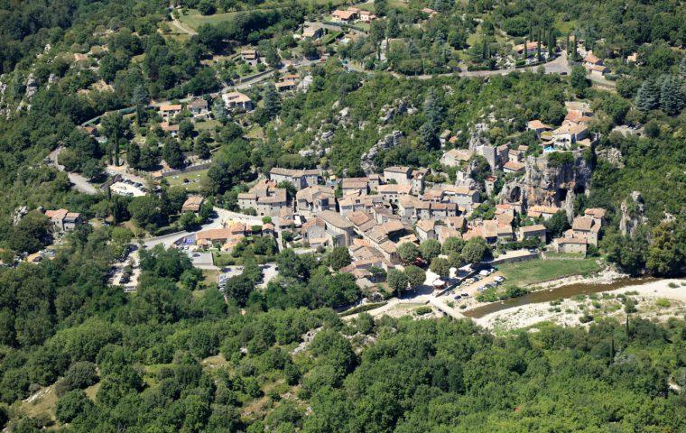 Village de Caractère de Labeaume