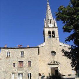 Photo-église joyeuse