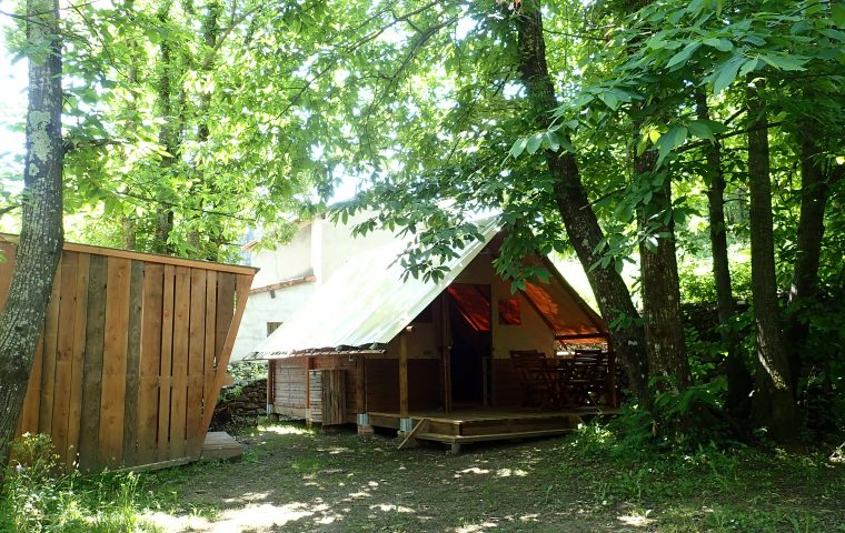 Camping La Châtaigneraie