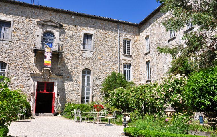 Bourg-Saint-Andéol – Palais des évêques