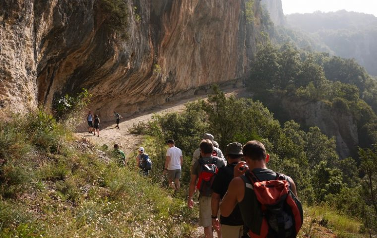 Ardèche randonnée