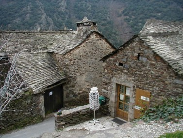 Maison du gerboul