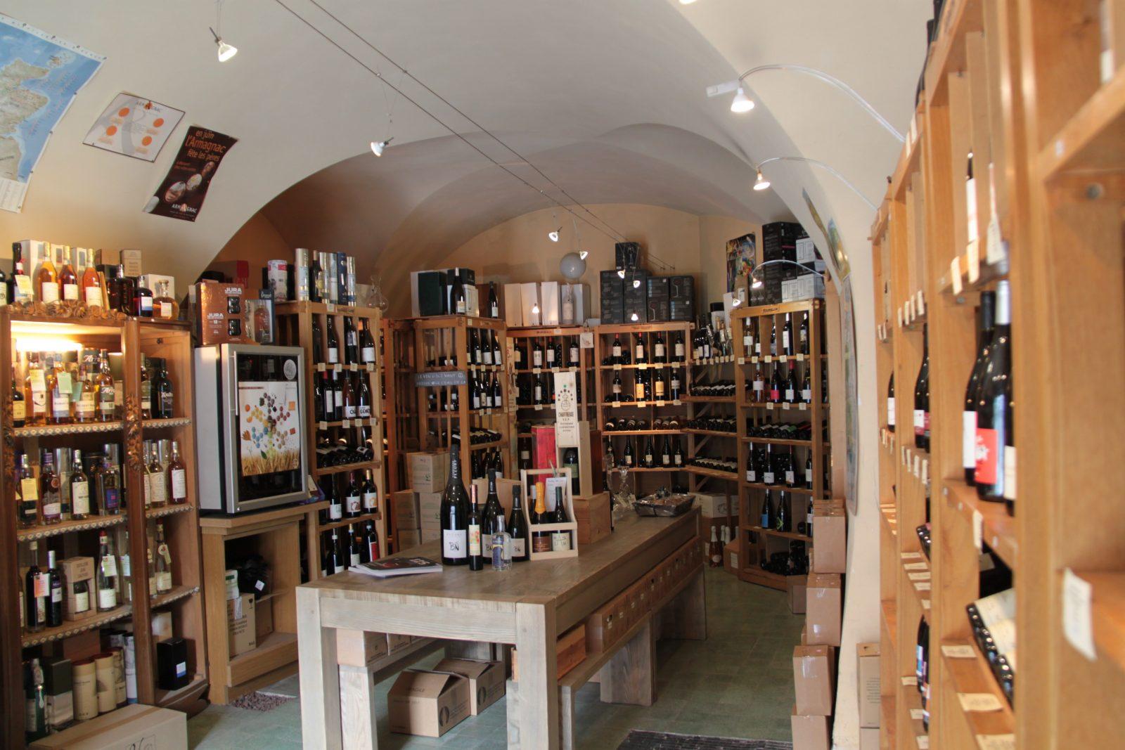 Cave Vins sur Vans à Les Vans - COMMERCE_ET_SERVICE - Office de ...
