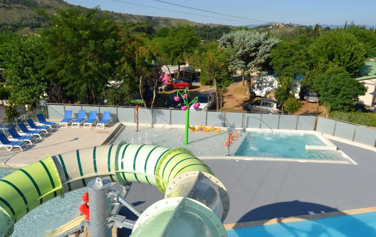camping le grillou rosieres ardeche