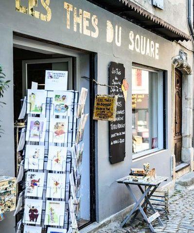 les thes du square joyeuse ardeche
