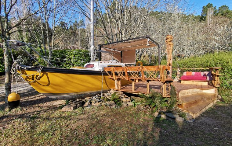 hébergement insolite camping moulin de gournier