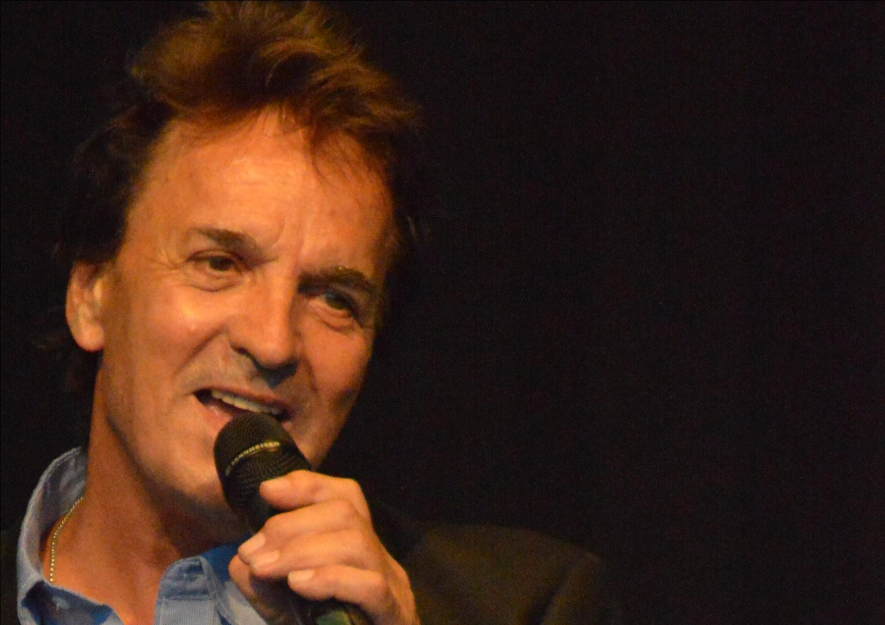 Christian Delagrange en concert