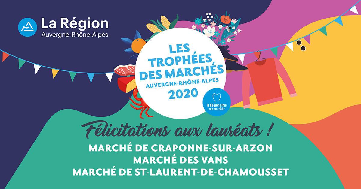 Marché hebdomadaire Les Vans
