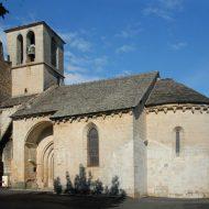 Eglise Saint Martin  de Chambonas