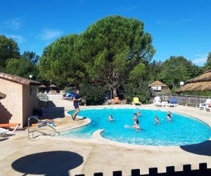 camping la source berrias ardeche
