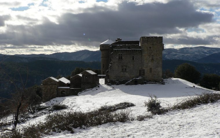 Le Château du Cheylard d'Aujac