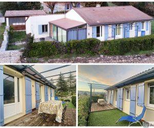 gite l'Amandier les Vans sud Ardèche