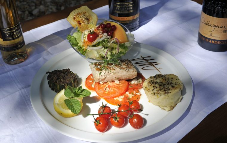 Restaurant Domaine Arleblanc