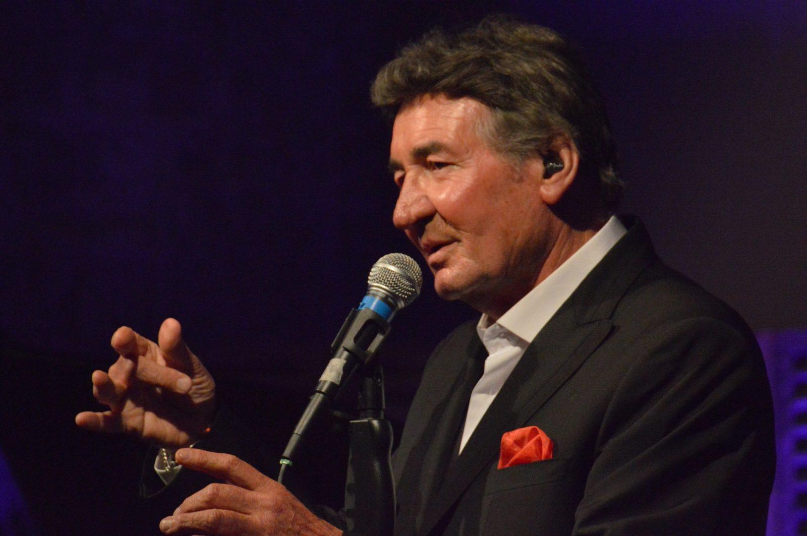 Pascal Danel en concert